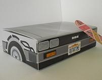 Back to the future trilogy novel box set