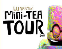Lunartik's Mini Tea Tour
