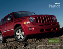 Jeep Patriot // PRINT