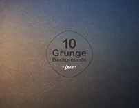 10 Grunge Blurred Backgrounds (Free)