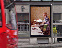Mother's Day For Waitrose