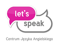Let's Speak - branding