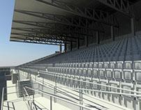 1000 Seat Stadium