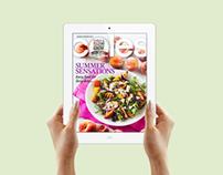 Coles Magazine for iPad