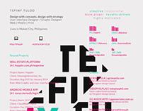 CV Design 2014