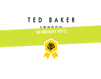 Ted Baker No Ordinary Hotel | D&AD 2013 | Best of Year