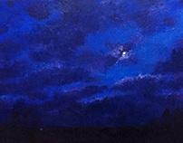 Annemiek Vos,  'sfeer, licht en lucht',   nieuwe werken