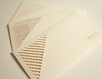 Machiya Corporate Stationery