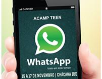 Acamp WhatsApp