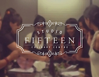 Studio Fifteen Visual Identity