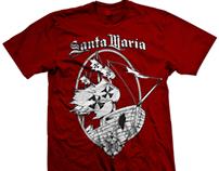 Santa María Band | T-shirt