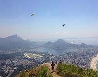 Morro dois irmãos - Vidigal Peak - RJ