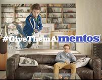 MENTOS | #GiveThemAMentos