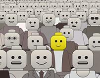 'The Lego Movie' Poster for Stratford Cinema