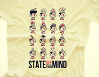 State OFF Your Mind - Mr. Thoms and Pigmenti