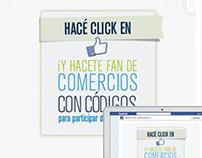 Rediseño de sitio / Redes sociales / Arte