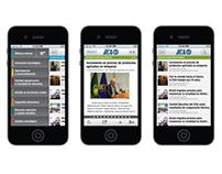 IICA app