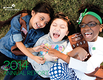 Girl Scouts of Central Indiana Annual Report
