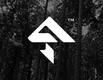 """佐藤林業"" Logo Design"