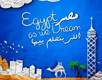 Egypt as We Dream
