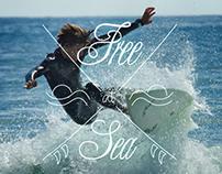 Free at Sea!