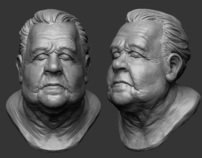 ZBRUSH SPEED SCULPT FROM ZSPEHERE