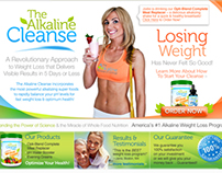 The Alkaline Cleanse (eCommerce)