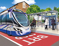 Swiftway- Bus Rapid Transport for Dublin