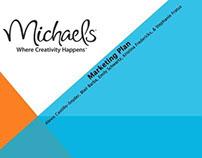 Marketing Plan for Michaels