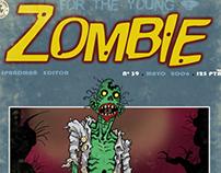 Zombie magazine.....