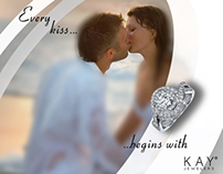 Fashion Ad Campaign project - KAY Jewelers