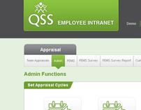 QSS Employee Intranet