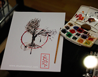 Treee Tattoo / Ağaç Dövmesi