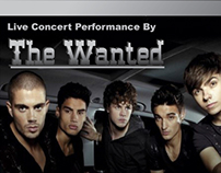 Local Band project - The Wanted