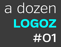 :: a.dozen.logoz.#01 ::