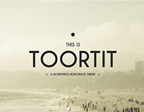Toortit - Premium Wordpress Template