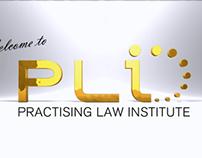 PLI Welcome 2014