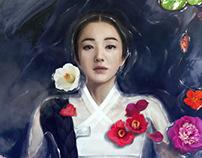 明成皇后, The Last Empress of the Chosun(Korea)