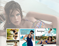 Banners - AFS Internationa - Fashion Industry
