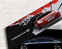 Brochure - Posters - Outdoor - Opel Insignia