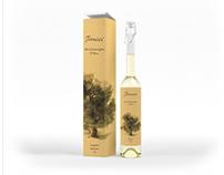 Food Label - Oil Bottle - Tanucci