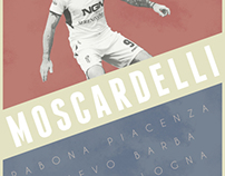 Moscardelli Fan Art