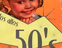 Album Panini - Los Años 50's