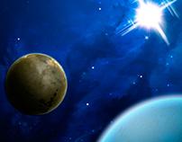 SPACE - Portada de Emoticon Magazine 3