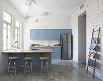 TLV apartment by Studio Perri