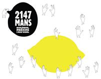 2147 MANS - Póster