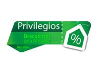 Micrositio Privilegios Comfenalco - Triario S.A.S