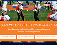 Gettysburg College: The Campaign for Gettysburg