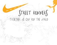 Nike Street Runners