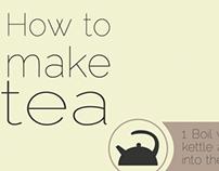 Drink more, Tea!